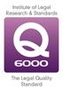 Insitute Legal Research and Standard Q6000